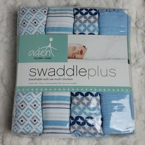 Aden anais swaddleplus 4 blankets